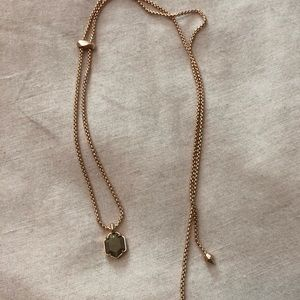 Kendra Scott teo necklace